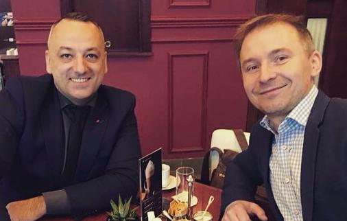 Andrij Popko Założenie firmy i prowadzenie biznesu na Ukrainie